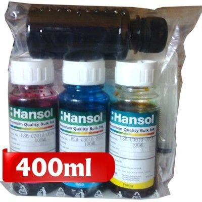 Atrament pre HP no.950/951/953  400ml + fotopapier