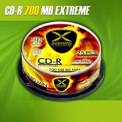 Esperanza CD-R [ soft pack10 | 700MB | 52x | 80min