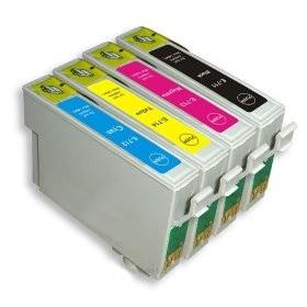 Epson T1285  Sada - kompatibilný