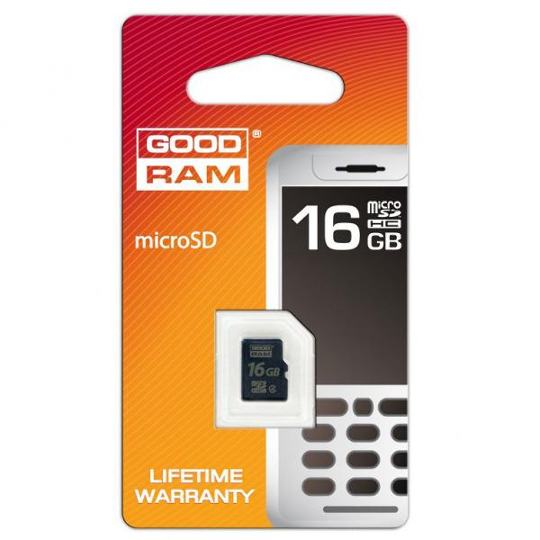 Goodram Micro SD Karta 16GB