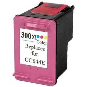 HP CC644EE - no. 300 XL color - kompatibilný